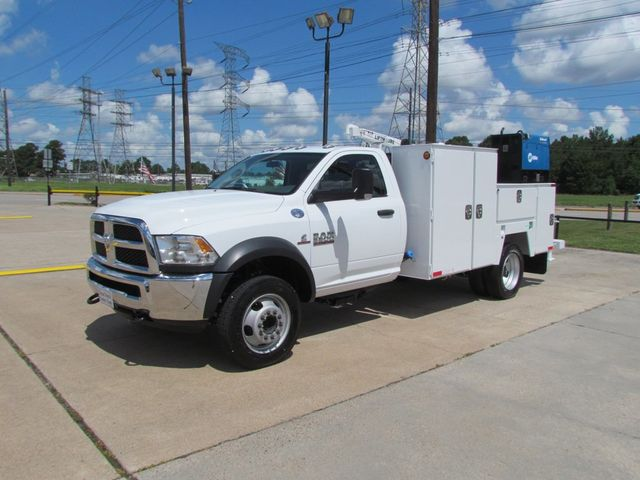 2016 Dodge Ram 5500 Mechanics Service Truck 4x2 - 15222709 - 4