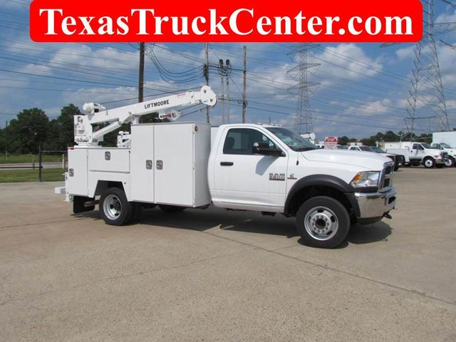 2016 Dodge Ram 5500 Mechanics Service Truck 4x2 - 15398565 - 0