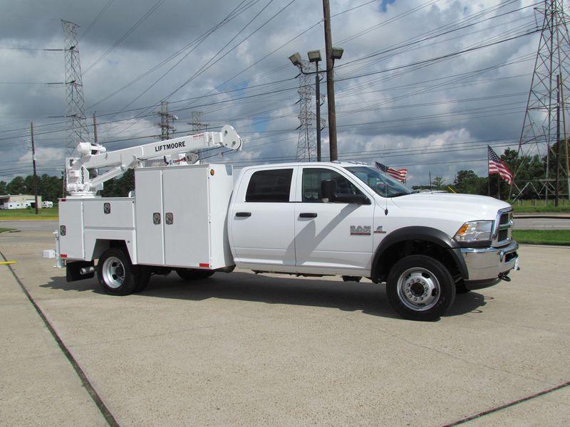 Dodge Dealership Houston Tx >> 2016 New Dodge Ram 5500 Mechanics Service Truck 4x4 at ...