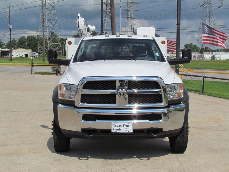 2016 Dodge Ram 5500 Mechanics Service Truck 4x4 - 14736008 - 4