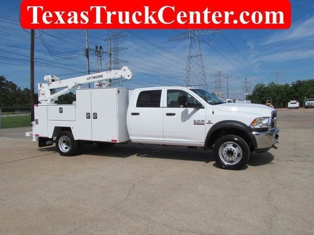 Dealer Video - 2016 Dodge Ram 5500 Mechanics Service Truck 4x4 - 15398571