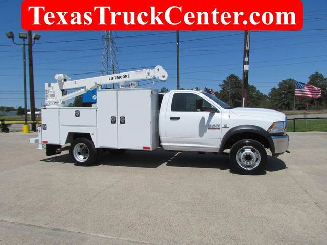 2016 Dodge Ram 5500 Mechanics Service Truck 4x4 - 15776369 - 0