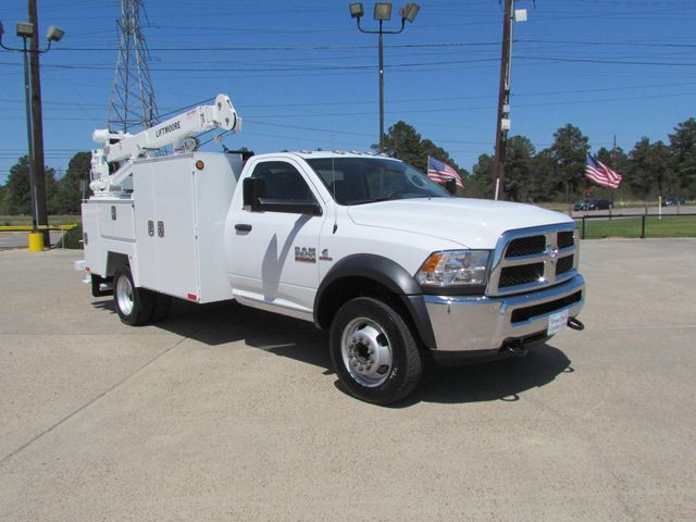 2016 Dodge Ram 5500 Mechanics Service Truck 4x4 - 15776369 - 1