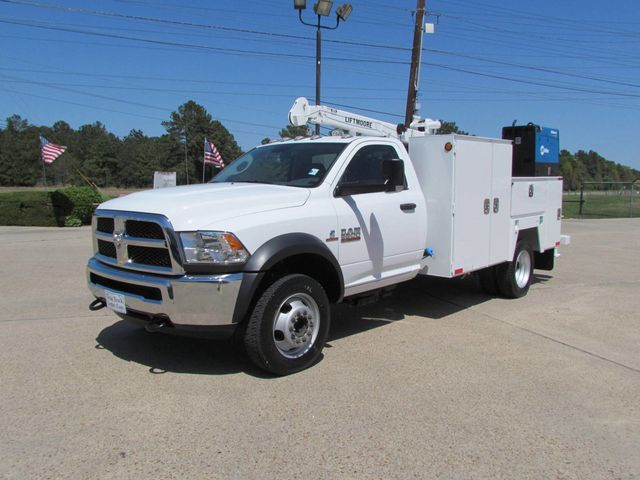 2016 Dodge Ram 5500 Mechanics Service Truck 4x4 - 15776369 - 3