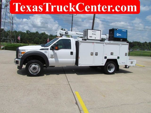 2016 Ford F550 Mechanics Service Truck 4x4 - 15213003 - 0