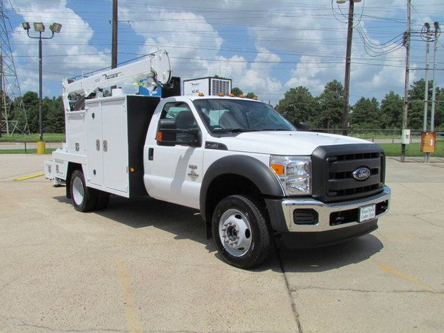 2016 Ford F550 Mechanics Service Truck 4x4 - 15213003 - 2