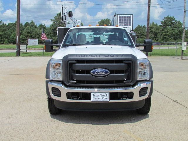 2016 Ford F550 Mechanics Service Truck 4x4 - 15213003 - 3