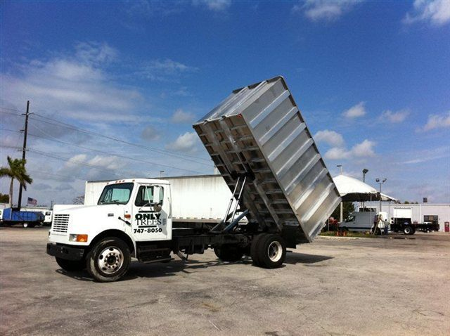 2017 ADVANCED FABRICATORS 16CHD72A ..16ft Aluminum Chipper Dump Body - 15289493 - 3
