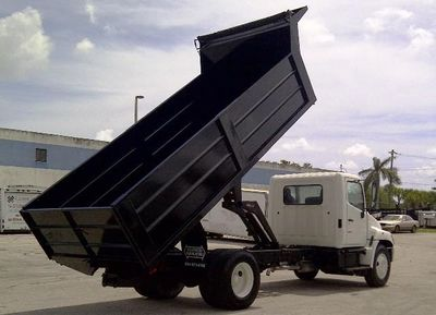New 2017 ADVANCED FABRICATORS 18TD42S ..18ft Steel Trash Dump..42in Sides
