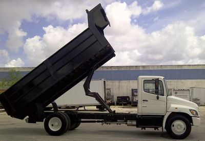 2017 ADVANCED FABRICATORS 18TD42S ..18ft Steel Trash Dump..42in Sides - Click to see full-size photo viewer