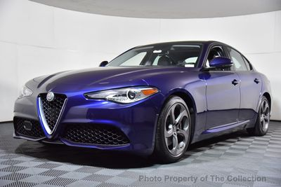 2017 new alfa romeo giulia rwd at the collection serving. Black Bedroom Furniture Sets. Home Design Ideas