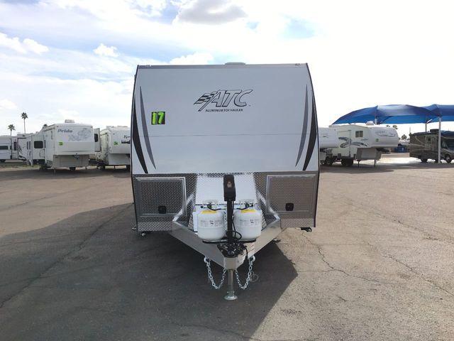 2017 ATC ALUMINUM TRAILER 8524+0-2T5.2K