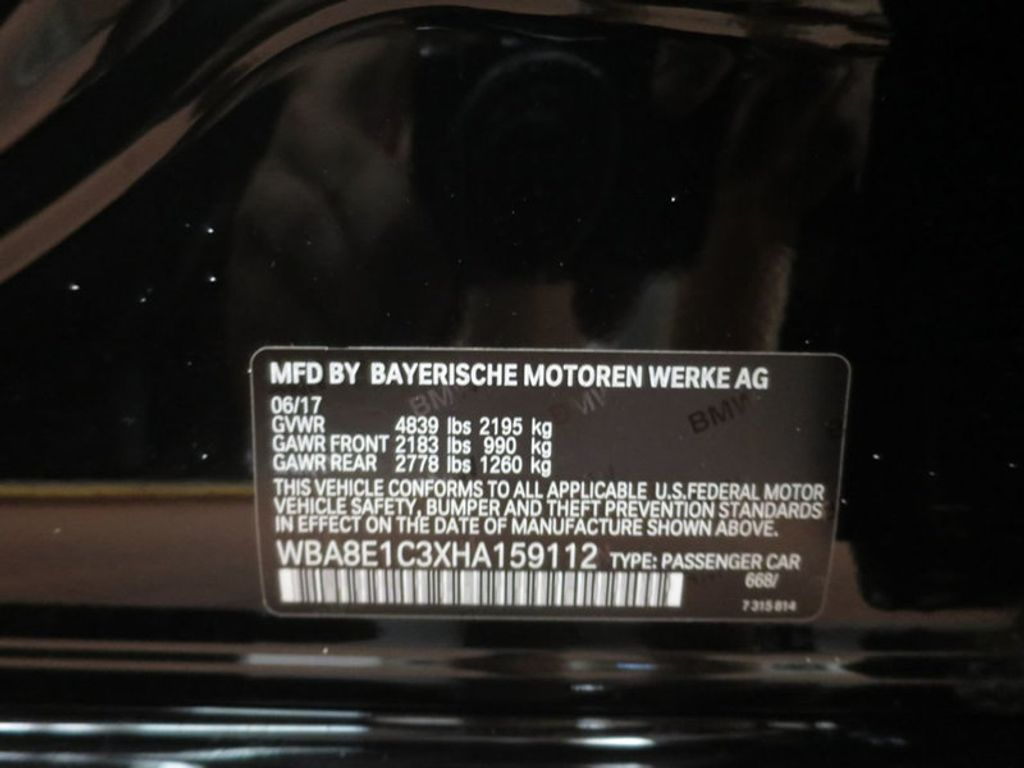 2017 BMW 3 Series 330e iPerformance Plug-In Hybrid - 16591113 - 48