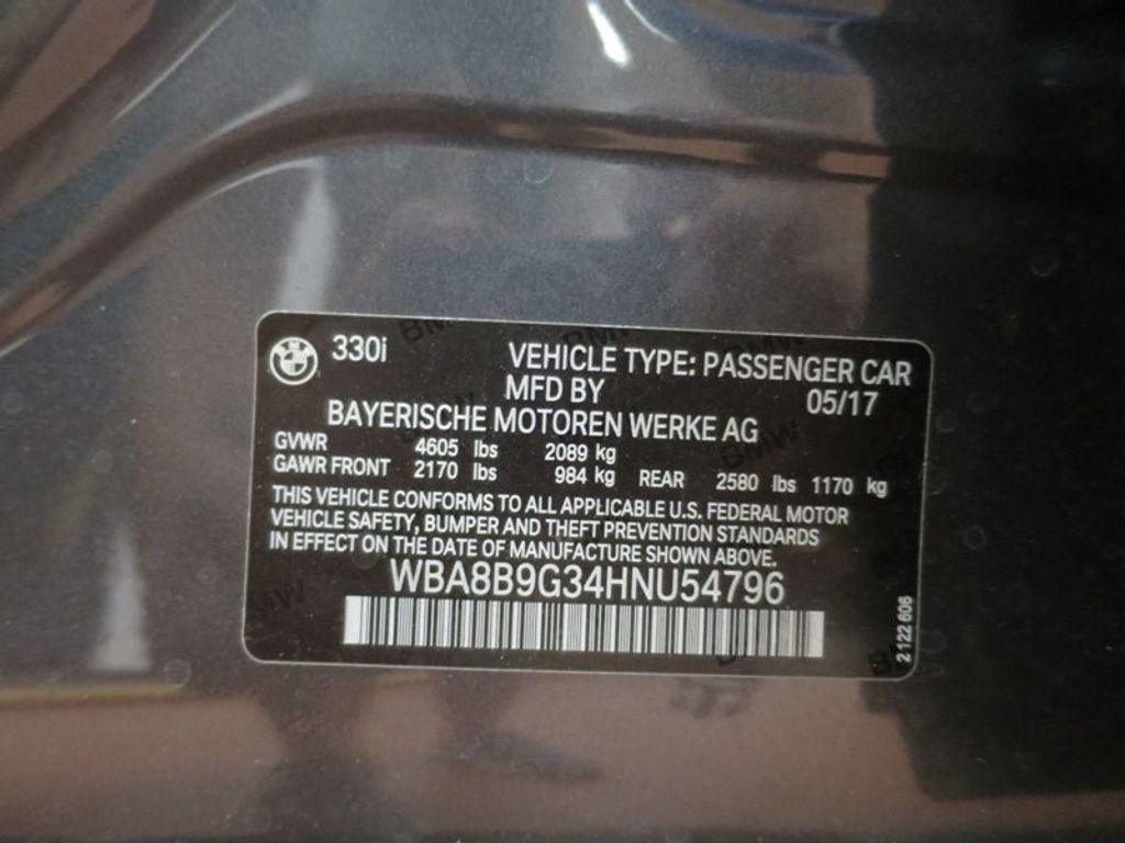 2017 BMW 3 Series 330i - 16564069 - 50