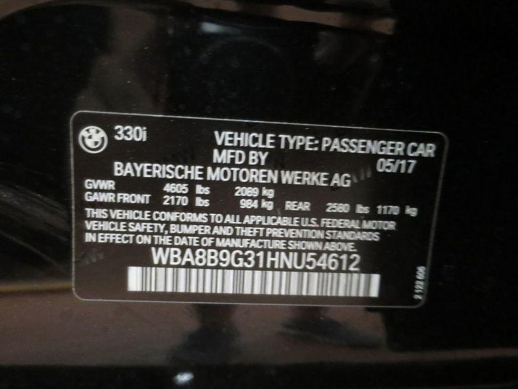 2017 BMW 3 Series 330i - 16569424 - 49