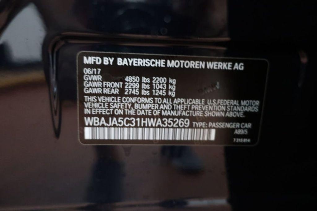2017 BMW 5 Series 530i - 16635904 - 49