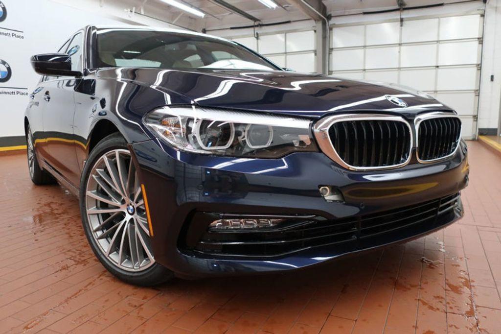 2017 BMW 5 Series 530i - 16635904 - 7