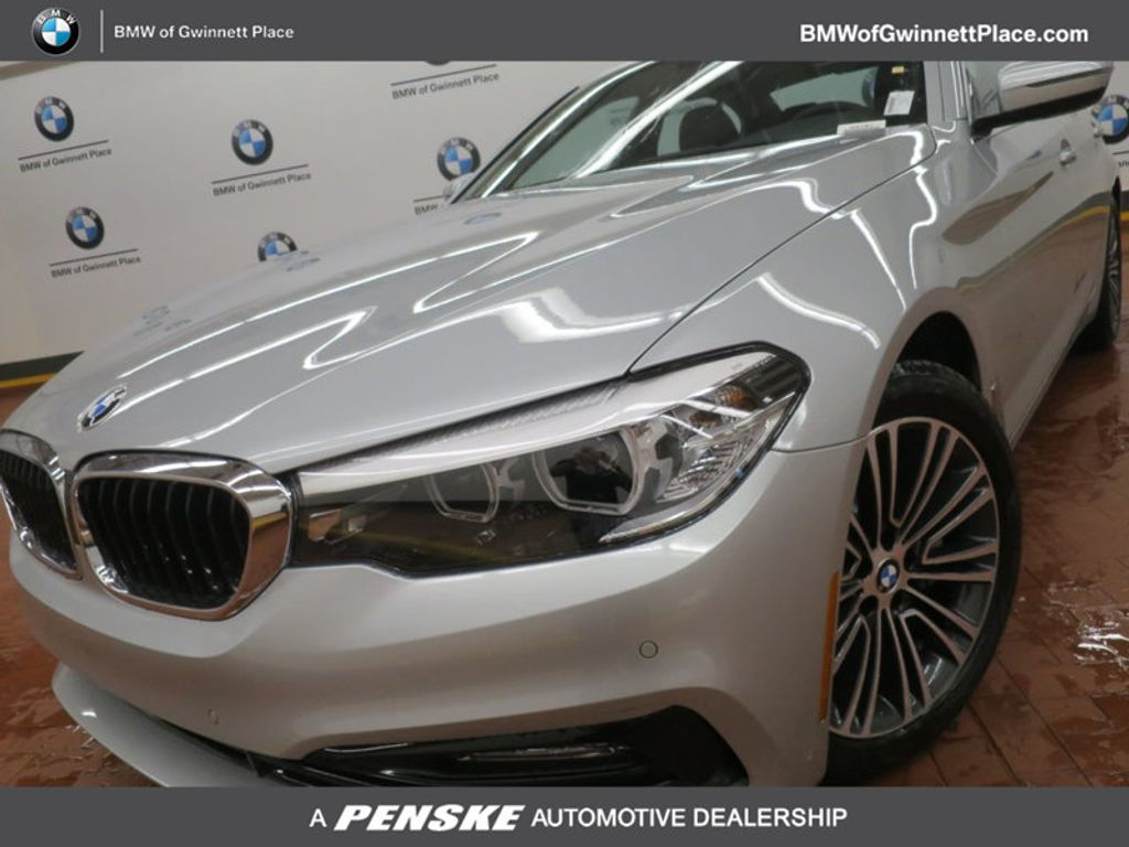 Dealer Video - 2017 BMW 5 Series 530i - 16723751