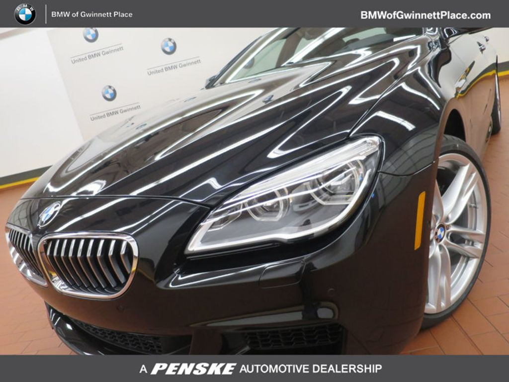 2017 BMW 6 Series 640i Gran Coupe - 15876102 - 0