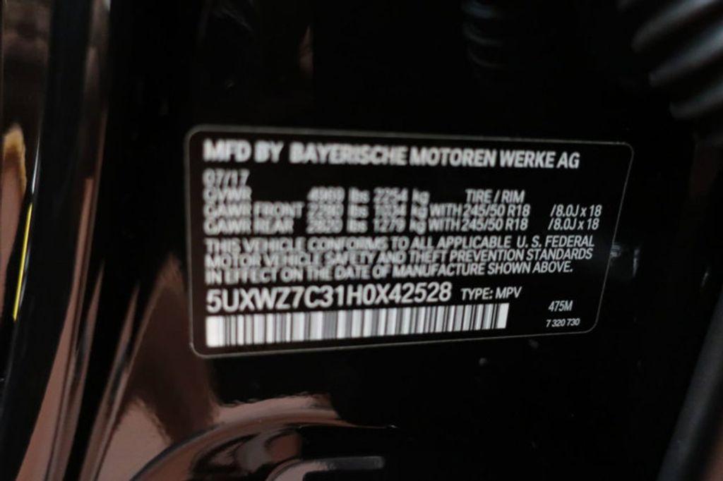 2017 BMW X3 sDrive28i - 16640630 - 49