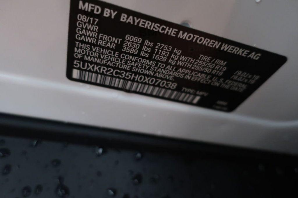 2017 BMW X5 sDrive35i Sports Activity Vehicle - 16712951 - 43