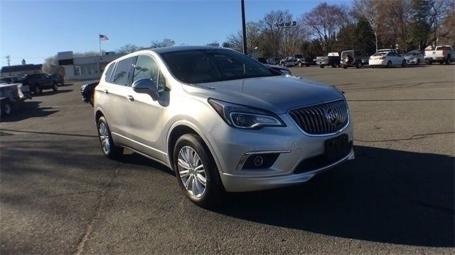 2017 New Buick Envision AWD 4dr Preferred at Country Auto Group Serving  Warrenton, VA, IID 16726061