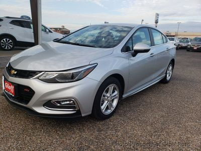 New 2017 Chevrolet CRUZE RALLY SPORT Sedan