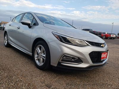 2017 Chevrolet CRUZE RALLY SPORT - Click to see full-size photo viewer