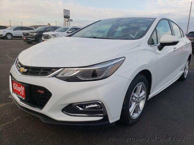 2017 Chevrolet CRUZE RALLY SPORT