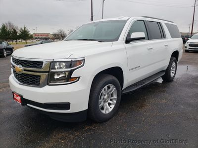 2017 Chevrolet Suburban 2WD 4dr 1500 LS - Click to see full-size photo viewer