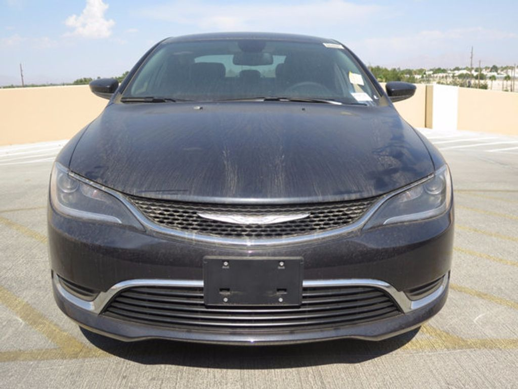 2017 Chrysler 200 Limited Platinum FWD - 16731706 - 1