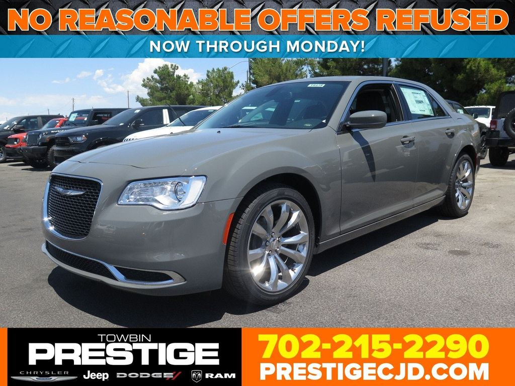 2017 Chrysler 300 Limited RWD - 16731738 - 0