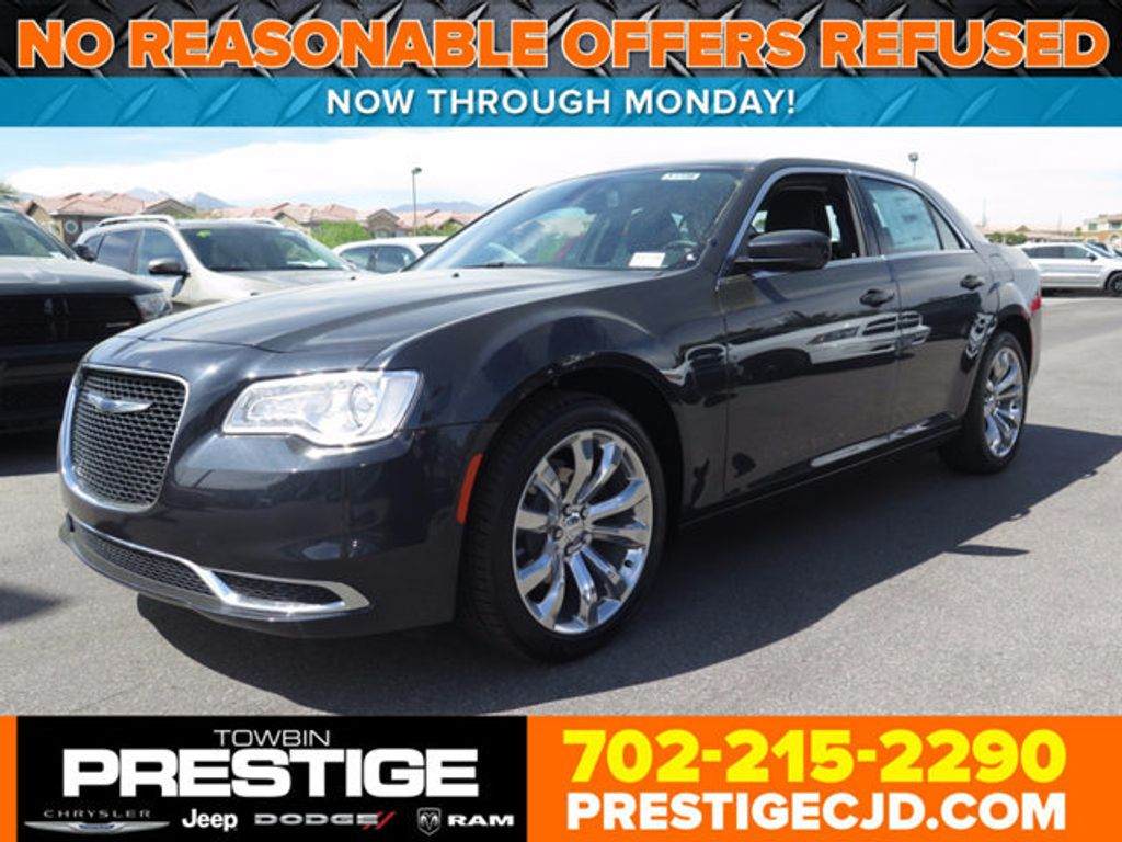 2017 Chrysler 300 Limited RWD - 16731739 - 0