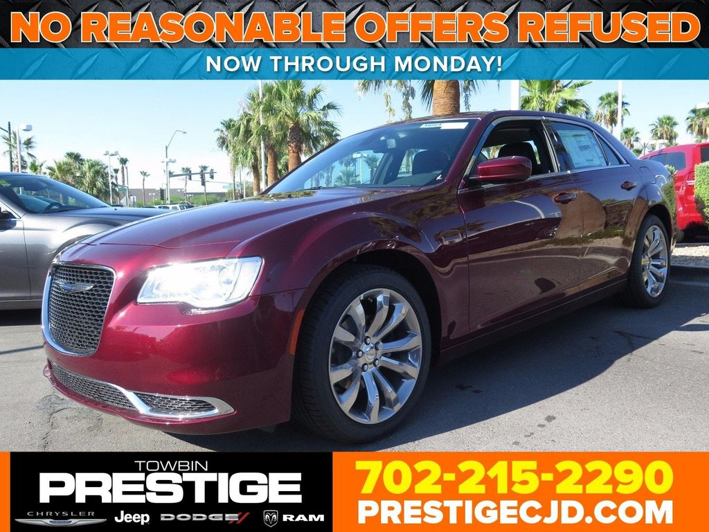 2017 Chrysler 300 Limited RWD - 16731752 - 0