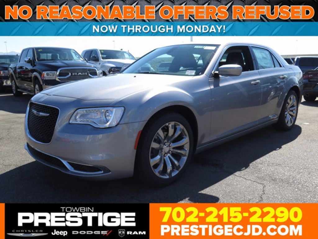 2017 Chrysler 300 Limited RWD - 16731754 - 0