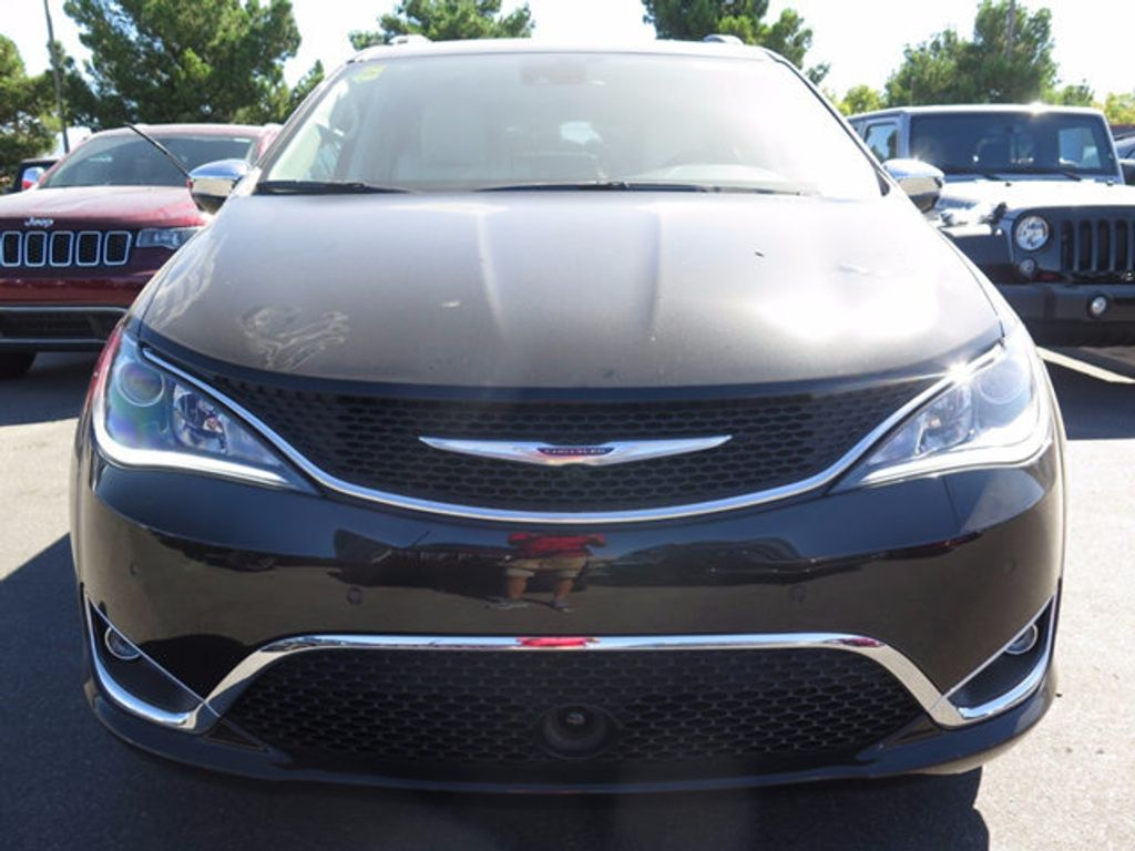 2017 Chrysler Pacifica Limited - 16731572 - 1