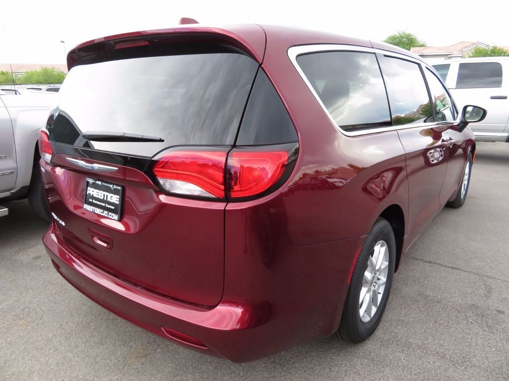 2017 Chrysler Pacifica Touring - 16731543 - 3