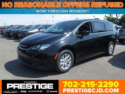 2017 Chrysler Pacifica - 2C4RC1DG8HR837107