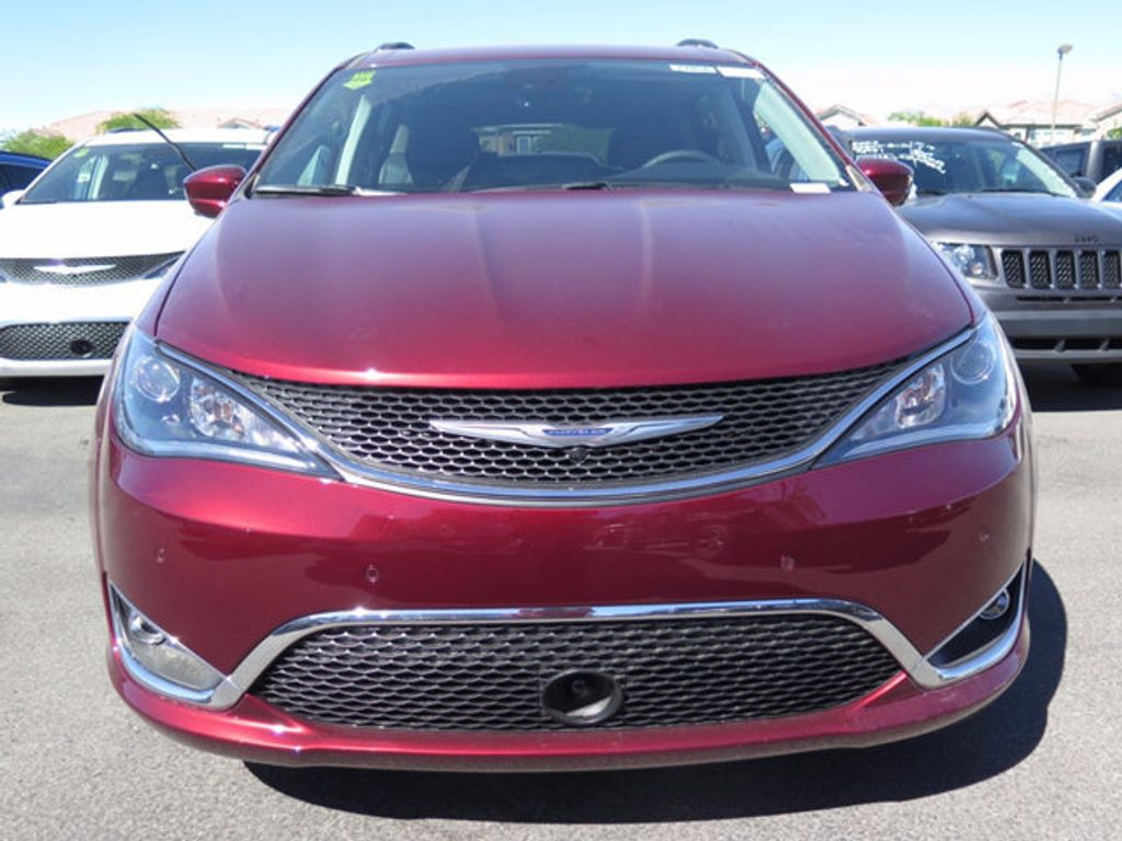 2017 Chrysler Pacifica Touring-L Plus - 16732294 - 1