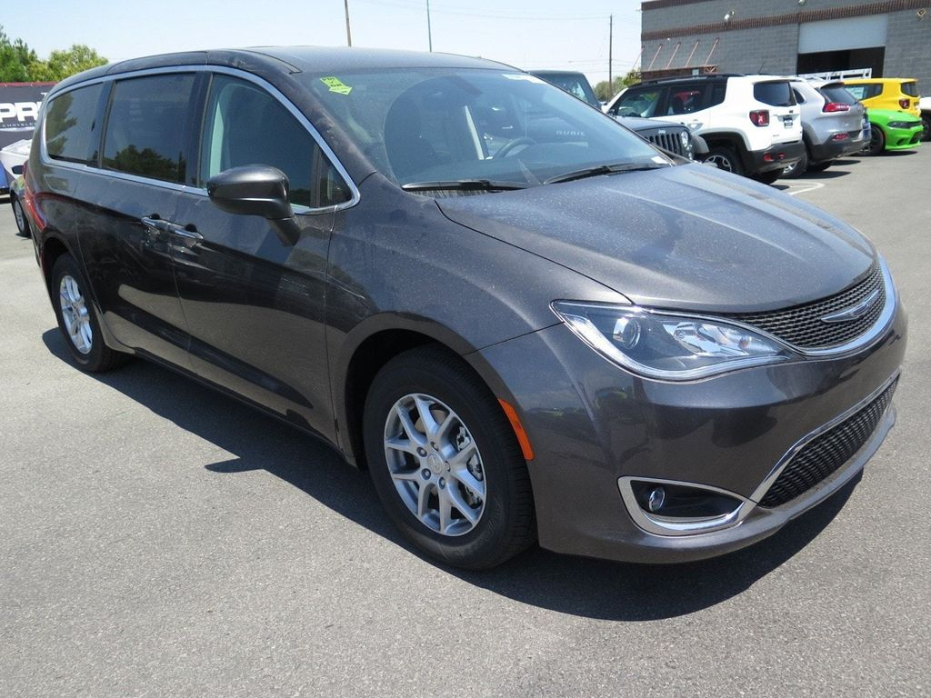 2017 Chrysler Pacifica Touring Plus FWD - 16731547 - 2