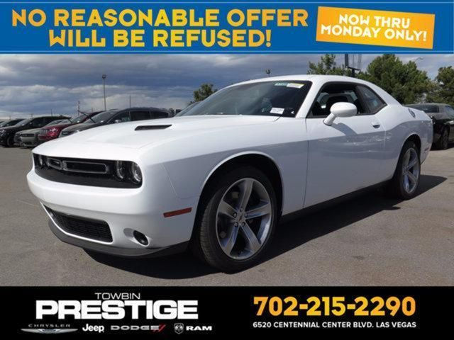 2017 Dodge Challenger SXT Coupe - 16785599 - 0