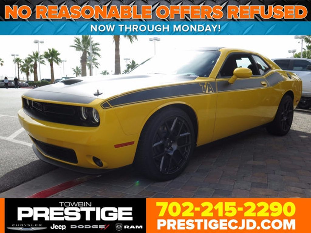 2017 Dodge Challenger T/A Coupe - 16731682 - 0