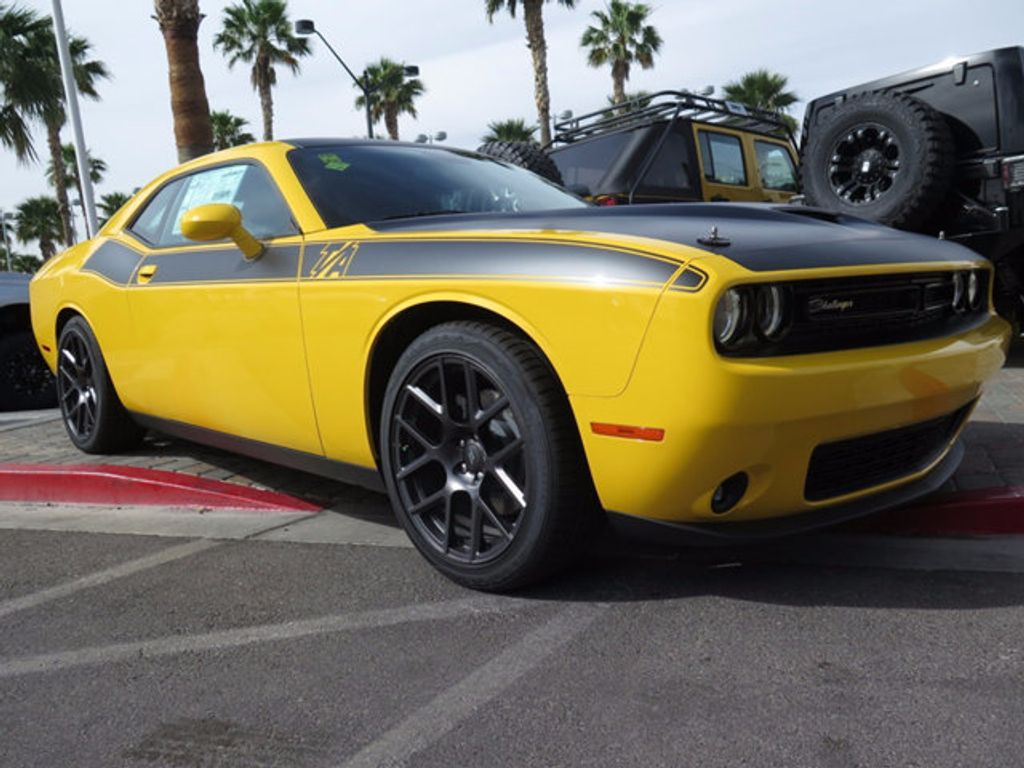 2017 Dodge Challenger T/A Coupe - 16731682 - 2