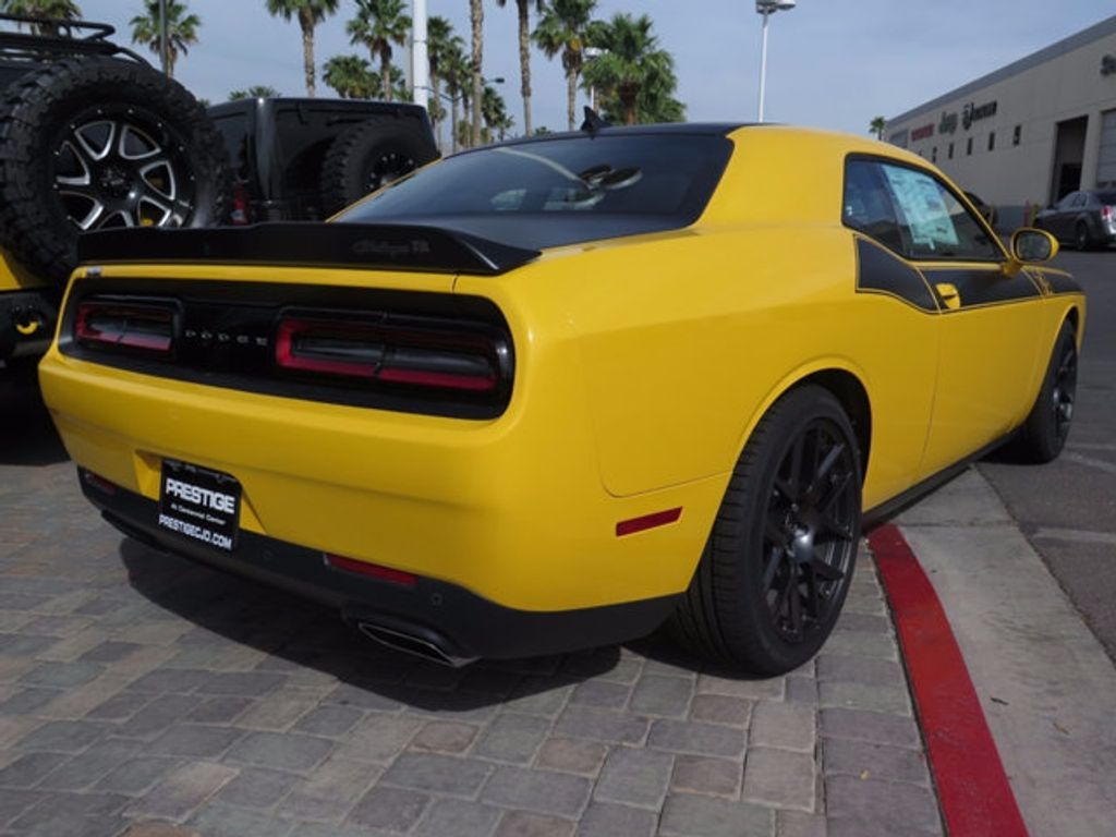 2017 Dodge Challenger T/A Coupe - 16731682 - 3