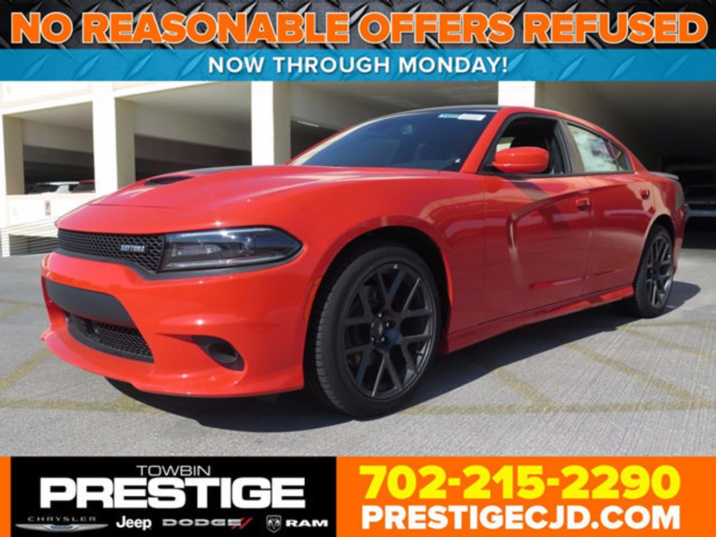 2017 Dodge Charger R/T RWD - 16731759 - 0