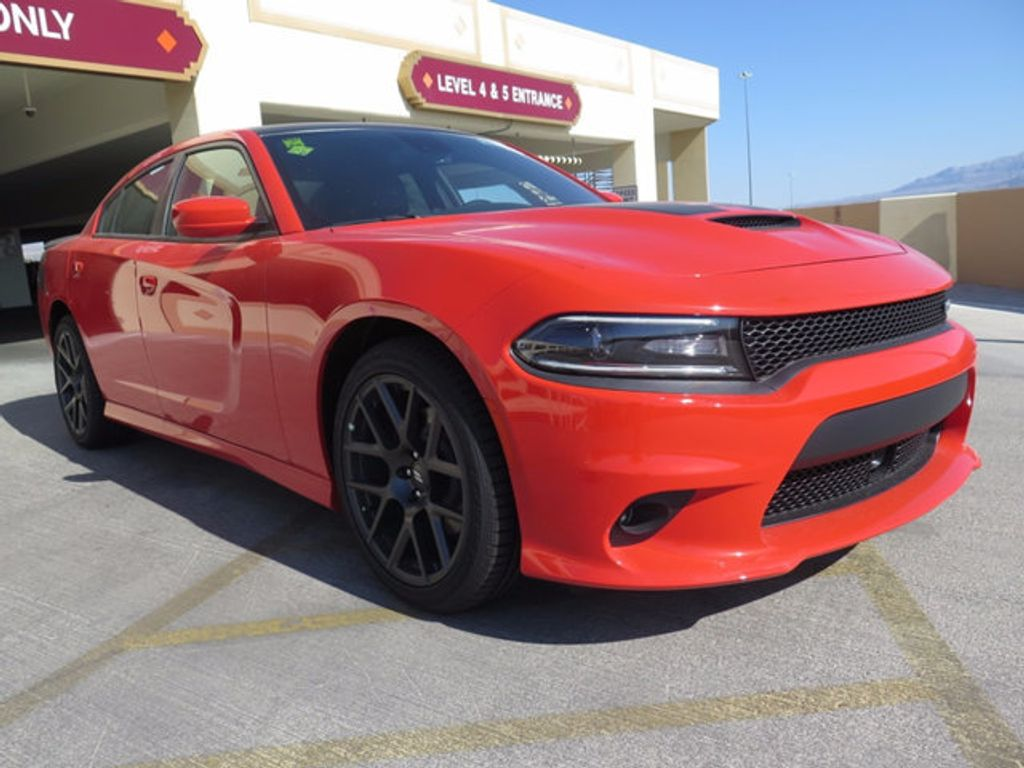 2017 Dodge Charger R/T RWD - 16731759 - 2