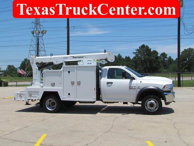 2017 Dodge Ram 5500 Mechanics Service Truck 4x4 - 16067220 - 0