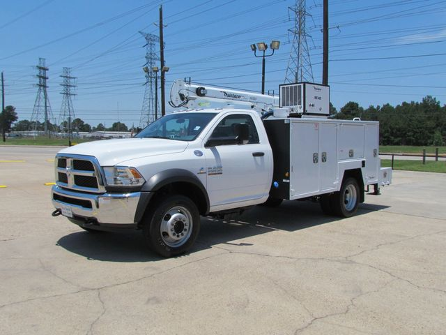 2017 Dodge Ram 5500 Mechanics Service Truck 4x4 - 16067220 - 3