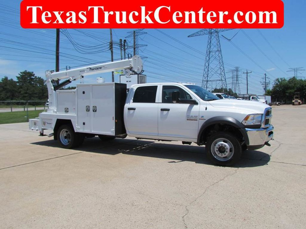 2017 Dodge Ram 5500 Mechanics Service Truck 4x4 16271348 0