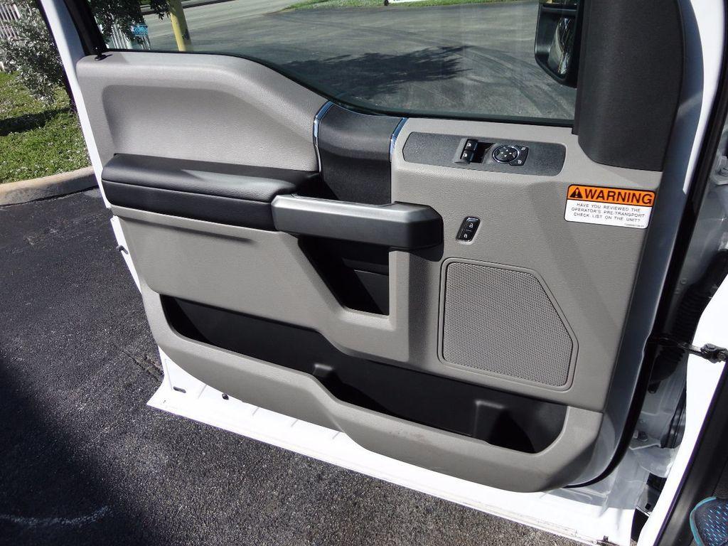 2017 Ford F450 4X2 JERRDAN MPL-NG AUTO LOADER TOW TRUCK WRECKER - 17112844 - 35